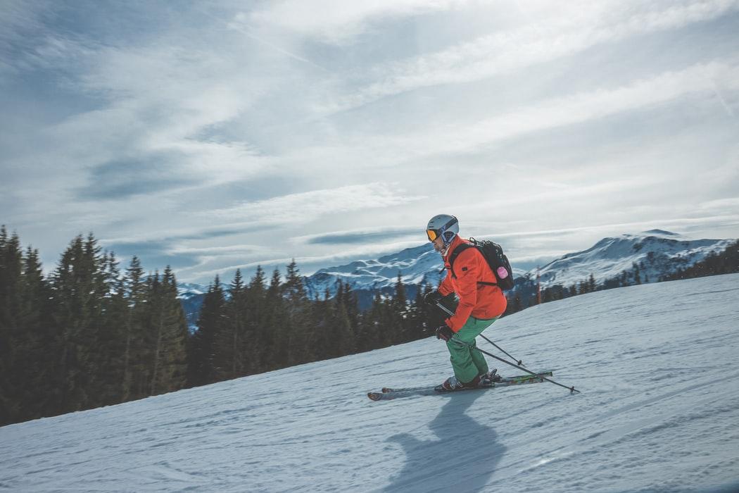 Катание на лыжах в Буковеле, Красна Поляна