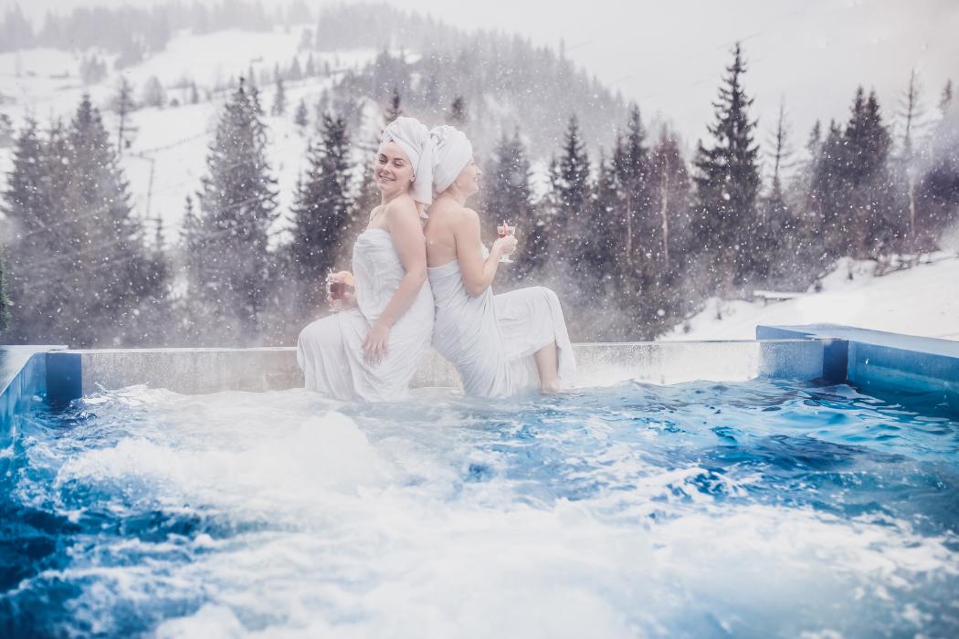 Релаксирующий зимний отдых в Буковеле